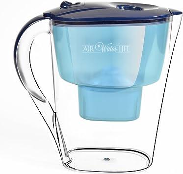 Aire Agua vida agua alcalina jarra   Instant alcalinas purificador ...