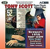 Three Classic Albums Plus - Tony Scott