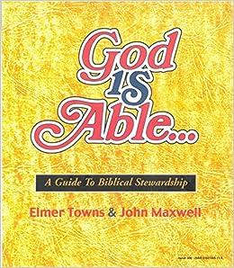 Book God is Able: A Stewardship Education Program