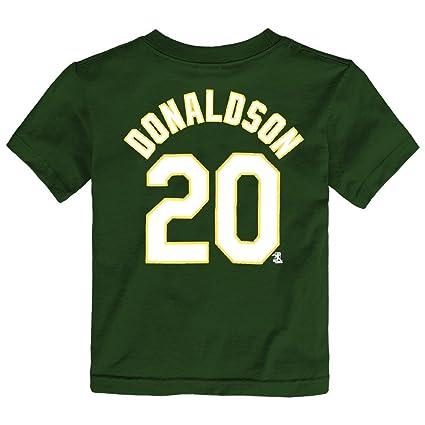 new arrival ce7e9 d9ddf Amazon.com : Outerstuff Josh Donaldson MLB Oakland Athletics ...