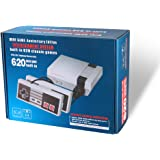 Family Classic Game Mini Console - with 620 TV video Games AV- Out