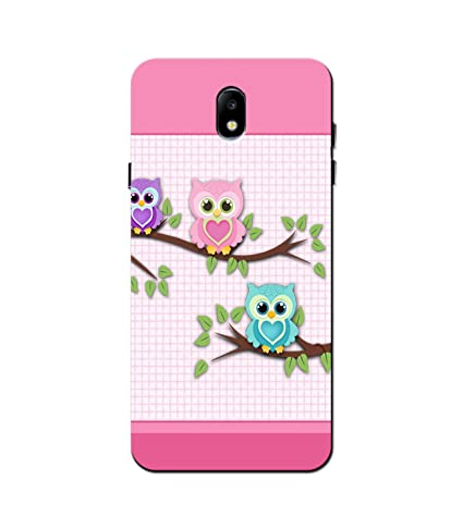 quality design d61d9 e9d26 Yashas 3 Owl Pattern Plastic Designer Printed Hard Back: Amazon.in ...