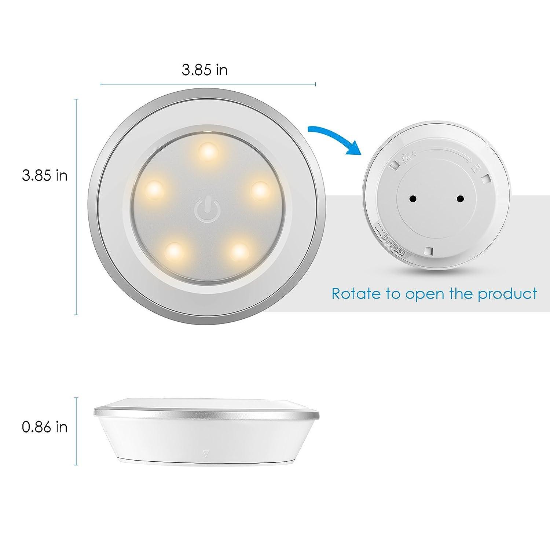 61pe1jD6trL._SL1500_ Luxus Led Leuchten Mit Batterie Und Fernbedienung Dekorationen