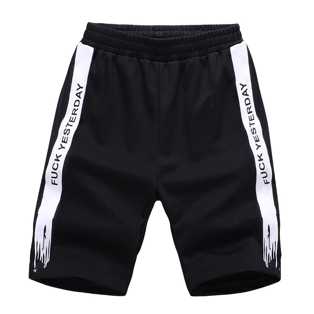 2b4ddbf67a7a68 Bliefescher Herren Boxing Shorts Boxen Kurze Hose Sport Freizeithose Trainingshose  Sporthose  Amazon.de  Bekleidung