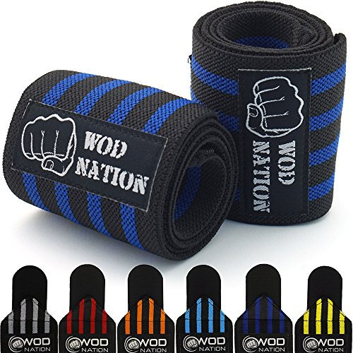 Wrist Wraps WOD Nation Weightlifting