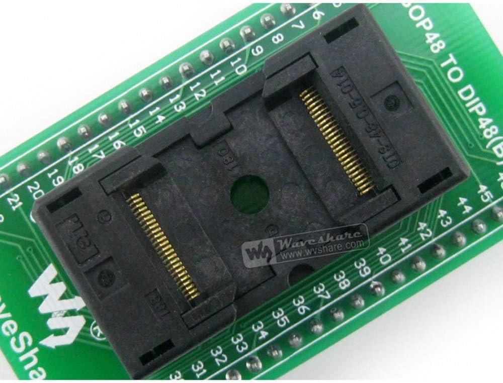 A Programmer Adapter ALLPARTZ Waveshare TSOP48 to DIP48