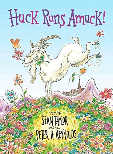 Huck Runs Amuck!