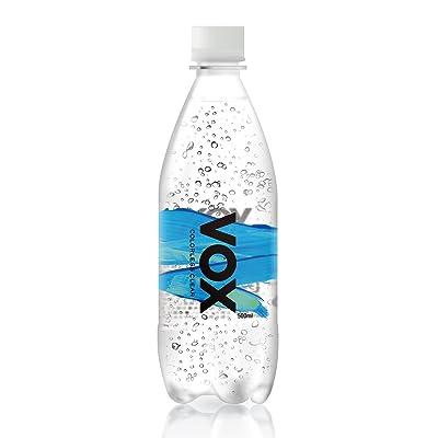 【本日最終日】VOX ヴォックス 強炭酸水 COLORLESS CLEAR プレーン 500ml×24本 プライム会員送料込1,321円(55円/本)