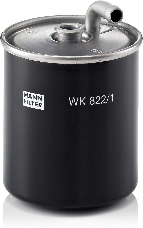 Original Mann Filter Kraftstofffilter Wk 822 1 Für Pkw Auto