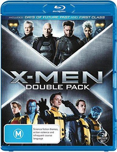 X-Men First Class / Days of Future Past   NON-USA Format   Region B Import - Australia
