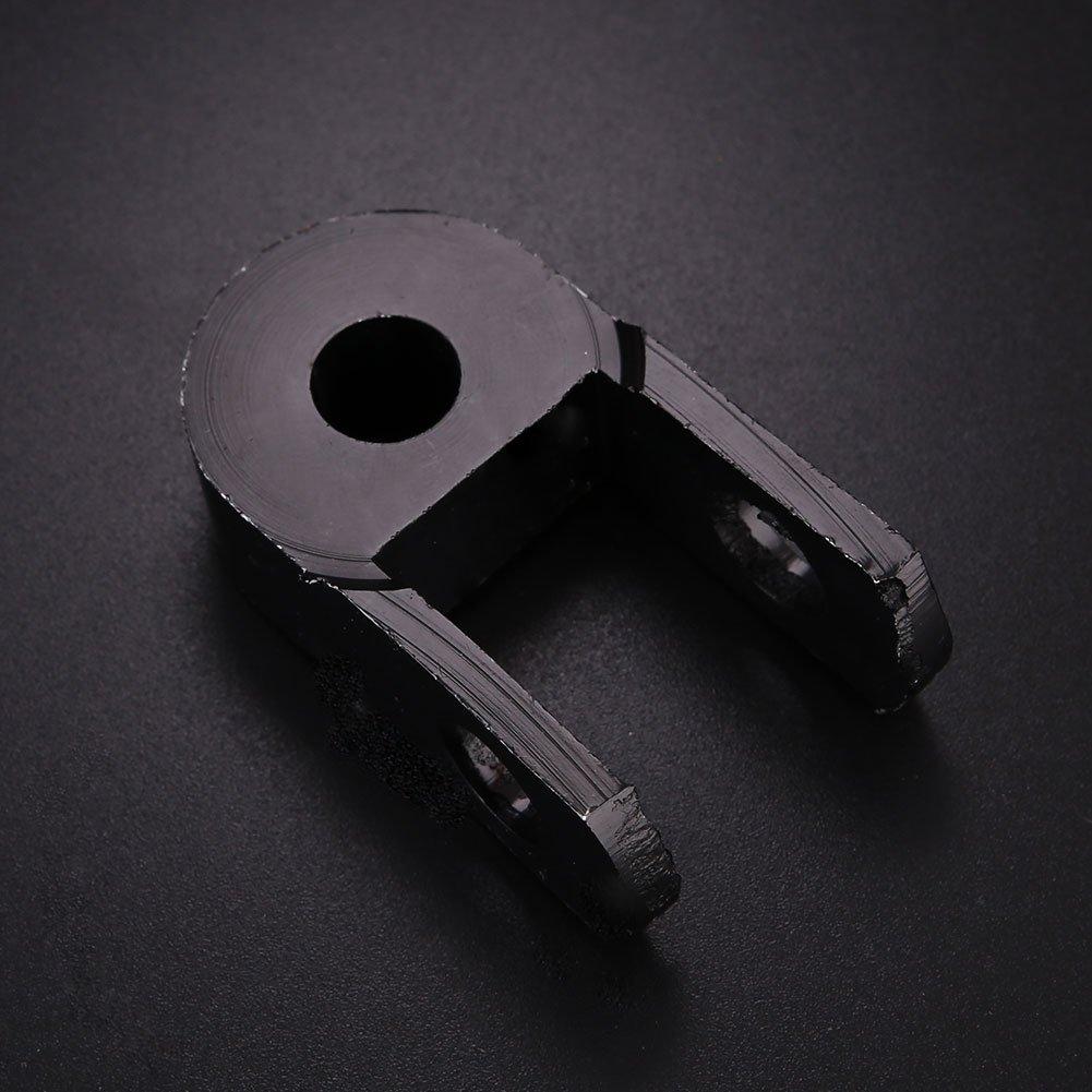 Sedeta Hauteur de lamortisseur de choc en aluminium CNC Shock Extender Riser Extension de hauteur Amortisseur pour CRF50 KLX110 TTR50 DRZ110 Dirt Pit Trail VTT ATV Quad