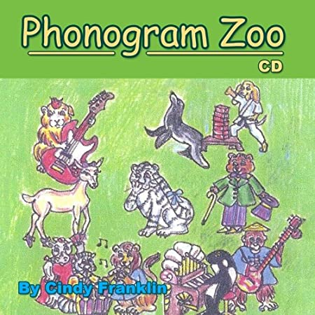 Cindy Franklin - Phonogram Zoo CD - Amazon.com Music