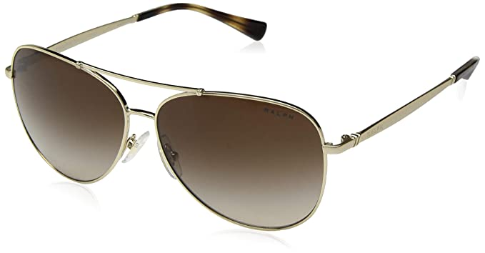 2743464827553 Image Unavailable. Image not available for. Colour  Ralph by Ralph Lauren  Women s 0ra4125 Aviator Sunglasses
