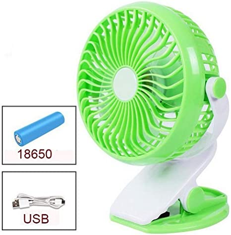 LGRGIUH Abanico Plegable 360 Grados Recargable Mini Fan Protable ...