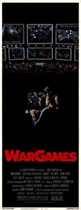 War Games POSTER Movie (14 x 36 Inches - 36cm x 92cm) (1983) (Insert Style A)