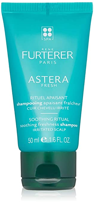 Amazon.com: Rene Furterer Astera Fresh Soothing Freshness Shampoo, 1.6 Fl. Oz.: Luxury Beauty