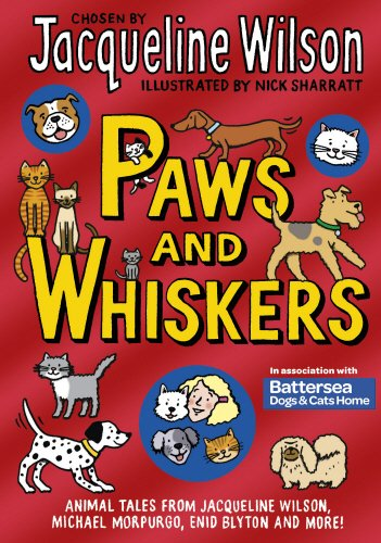 Paws Whiskers Jacqueline Wilson product image