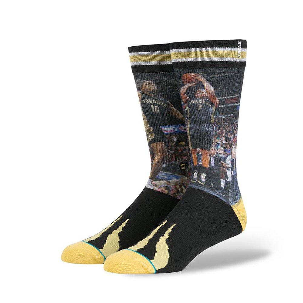 Stance Toronto Raptors DeRozan & Lowry NBA Socken M528D15DLO-GLD