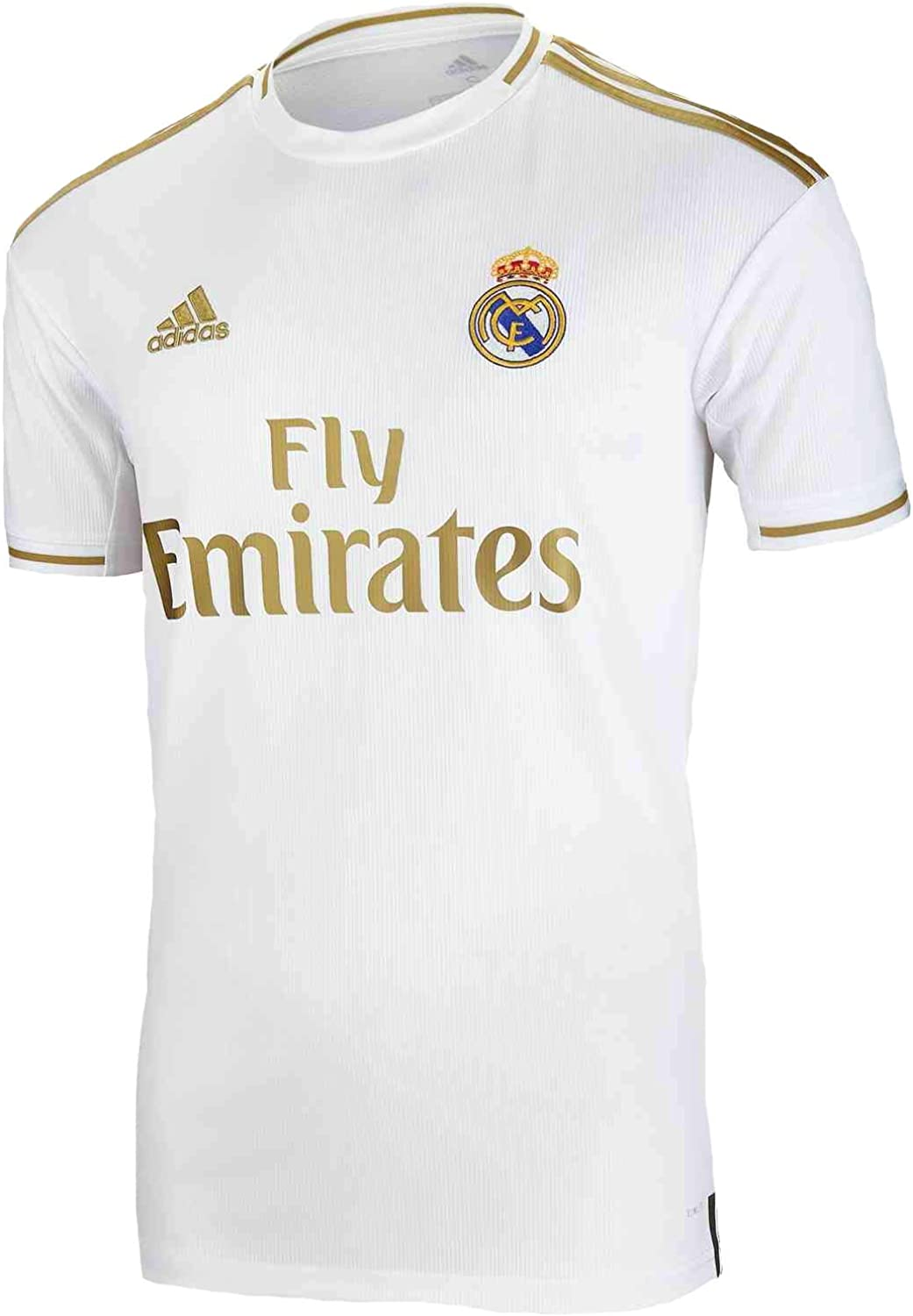 adidas Real Madrid Adult Home Replica Jersey (DW4433)