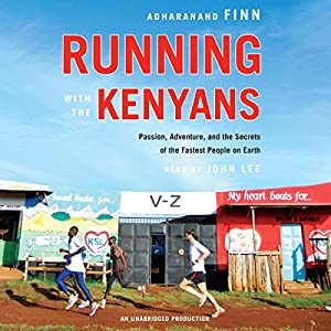 Running with the Kenyans Audiobook