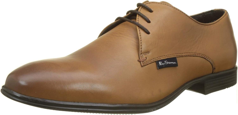 Ben Sherman Ludgate, Zapatos de Cordones Oxford para Hombre