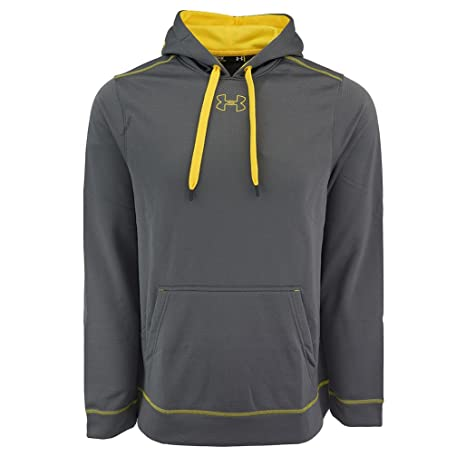 Under Armour Under Armour UA Tech Fleece Pullover sudadera con capucha gran grafito