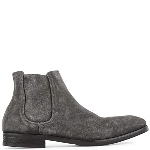 | Mens Hudson London Stobart Lived in Suede