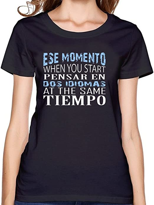 heather trujillo Camisas para mujer That Moment When You ...