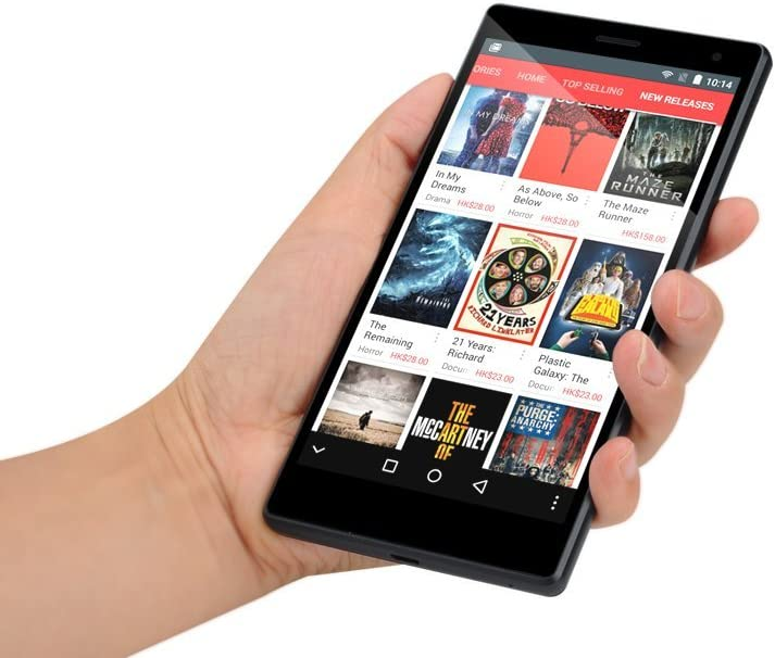 THL T7 Smartphone – Android 5.1, Pantalla IPS de 5.5 pulgadas, 64bit Octa Core CPU, 3 GB de RAM, 16 GB de memoria, 4 G (azul): Amazon.es: Electrónica