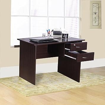 HomeTown Simply Study Desk (Walnut)