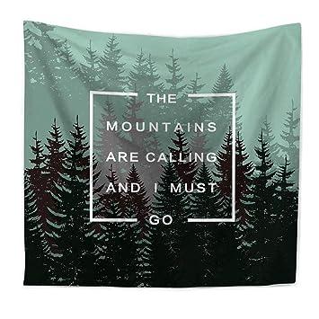 GUANT Home Colgante de Pared, tapicería de Nordic Forest Home, Colgante de Pared,