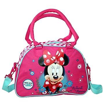 b71fd5af4bd2c Minnie Maus - Kinder Schultertasche Tasche Classic Mouse 29x22x8cm ...