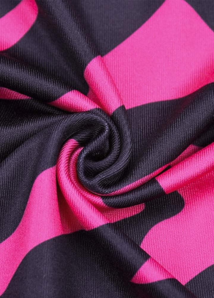 Atease Women Turtleneck Long Sleeve Bodysuit Zebra Print Leotard Romper Jumpsuit