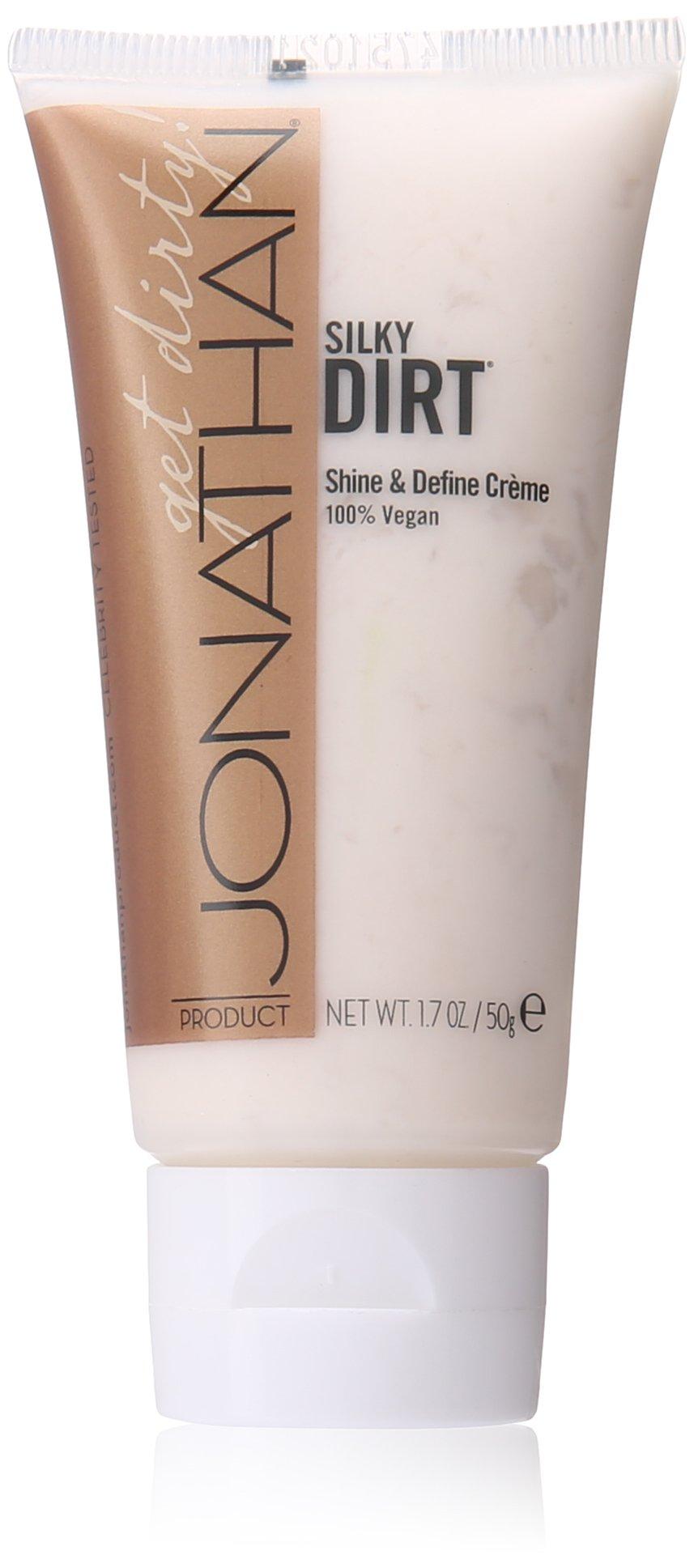 JONATHAN Silk Dirt Mini Shine and Define Cream, 1.7 Ounce