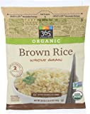 365 Everyday Value, Organic Brown Rice, Whole