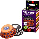 Trick or Treat Halloween Cupcake Cases by MyCupcakeCase