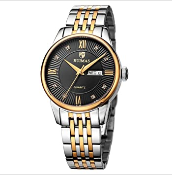 Hombres relojes moda Cronógrafo Reloj quartz watch de men , 1