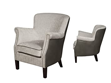 Magnificent The One Henley Modern Fusion Wingback Fabric Leather Machost Co Dining Chair Design Ideas Machostcouk