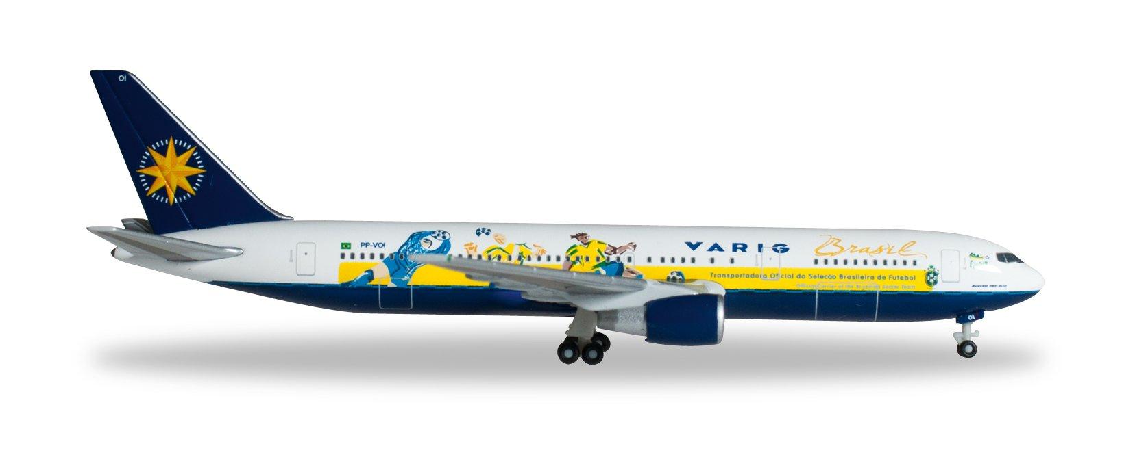HERPA Varig Boeing 767-300 ''World Cup