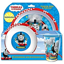 Thomas the Train and Friends Place Setting 2 Plates and a Cup