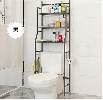 Amazonトイレ収納ラック ランドリー収納 3段 トイレ用品 トイレ収納