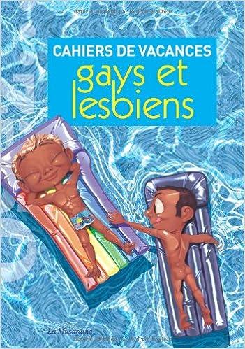Cahiers de vacances érotiques gay et lesbiens