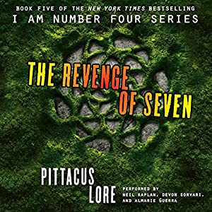 The Revenge of Seven Audiobook