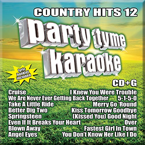 - Party Tyme Karaoke - Country Hits 12 [CD+G]