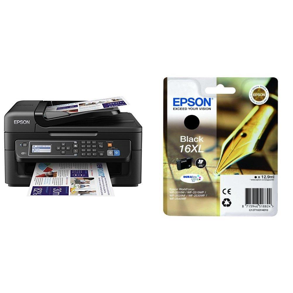 Epson Workforce WF-2630WF Impresora multifunci/ón de tinta Cartucho Multipack XL env/ío facil
