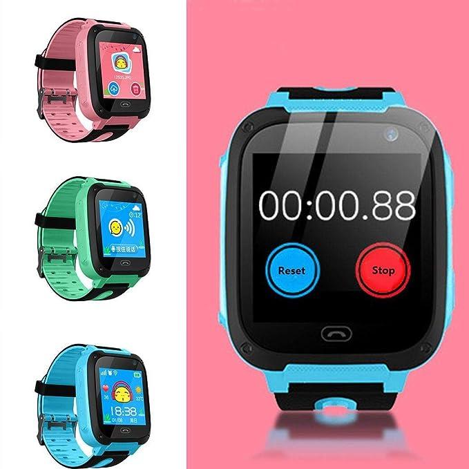 Amazon.com: Idomeo - Reloj de pulsera inteligente resistente ...
