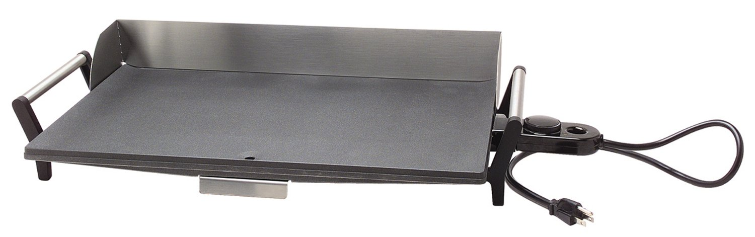 Cadco PCG-10C Portable Griddle, 120-Volt
