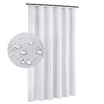 Duschvorhang überlänge duschvorhänge textiler duschvorhang wasserdicht polyester