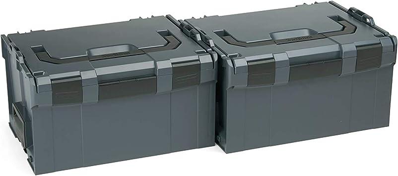 Cofre Herramientas Vacío | 2x Bosch Sortimo L Box 238 | Surtido de ...