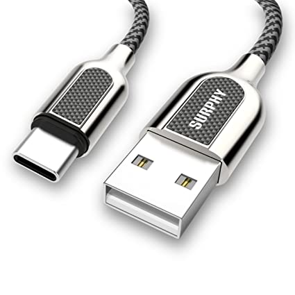Amazon.com: Cable USB tipo C, Lisi Cable tipo C cargador ...